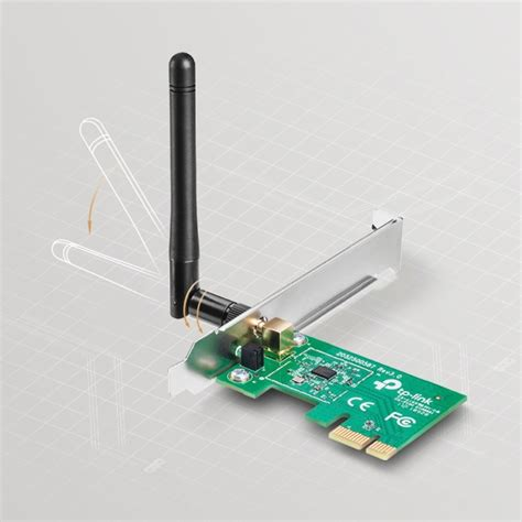 150 Mbps Wireless Pci Express Adapter Tl Wn781nd tl wn781nd 150mbps wireless n pci express adapter tp link israel