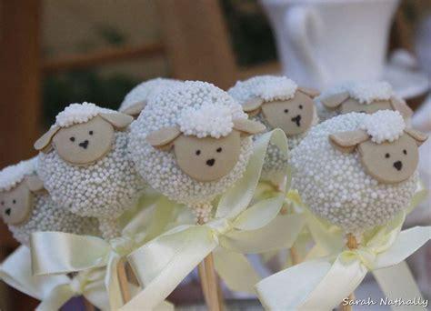 Baptism Decoration Ideas ? Lamb Girl Theme