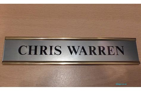 engraved office signs custom office signs wall or door