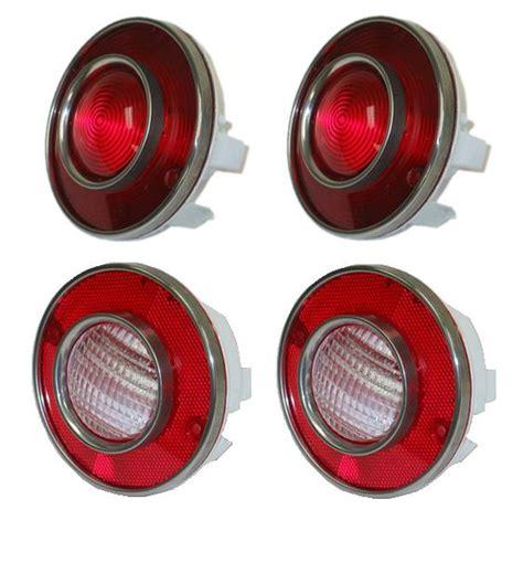 1979 corvette lights 1975 1979 corvette light set