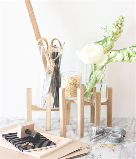 diy glass desk diy tutorial raised wood and glass desk organizer