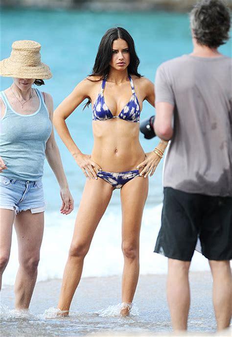 en este nuevo a 195 177 o que cumples quiero agradecerte por adriana lima en bikini por las playas de san bartolom 233