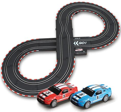 Seprei Set Car by Top Racer Agm Tr04 Slot Car Sets Slot Track Rc Racing