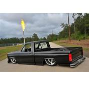 1986 Ford F 150  Black Beauty