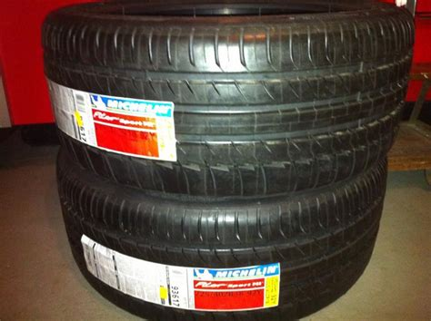 fs michelin pilot sport a s 225 40 18 and 255 40 18 pelican parts technical bbs fs 2 new michelin pilot sport sp2 tires 225 40 r18 mbworld org forums