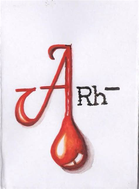 blood type tattoo my next blood designed by my tatoo