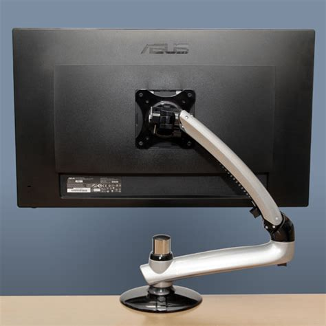 vesa mount for glass desk newertech 174 computer accessories and upgrades numount