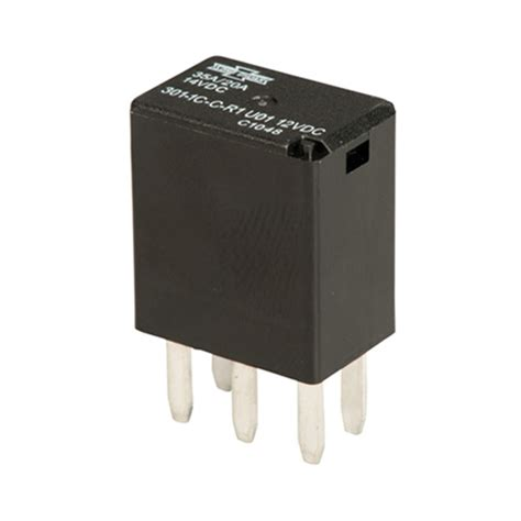 relay with a resistor iso 280 micro relay with resistor