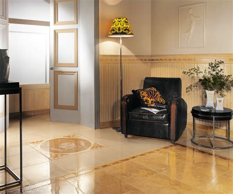versace bagno versace serie palace casaeco pavimenti e rivestimenti in