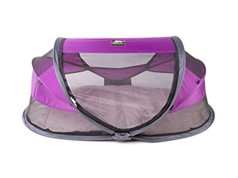 The Luxe Travel Mattress 4 Folding 80x180 travel cot baby luxe purple luxe peddler