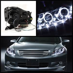 hid xenon 08 12 honda accord sedan eye halo