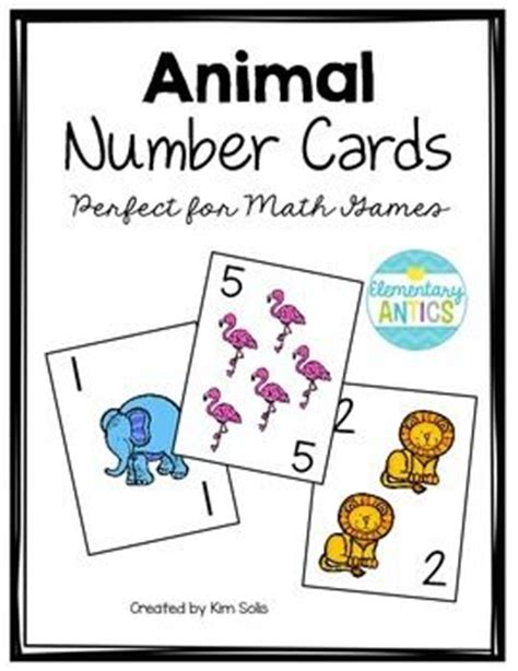 6 best images of zoo animal sorting card printables zoo best 589 pre number counting patterning sorting
