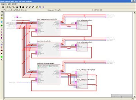 state diagram editor ease allows both graphical and text based vhdl and verilog