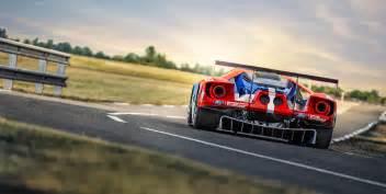 Ford Gt Le Mans El Ford Gt Regresa A Lemans 2016 Autologia