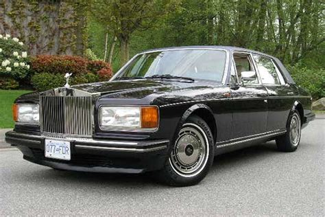 rolls royce 80s rolls royce logo history timeline and list of models