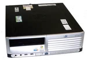 Ram Komputer Pentium 4 hp dc7100 sff pc pentium 4 2 8ghz 1gb ddr ram 80gb hdd cd rom no floppy ebay