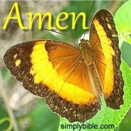 amen     origin   definition