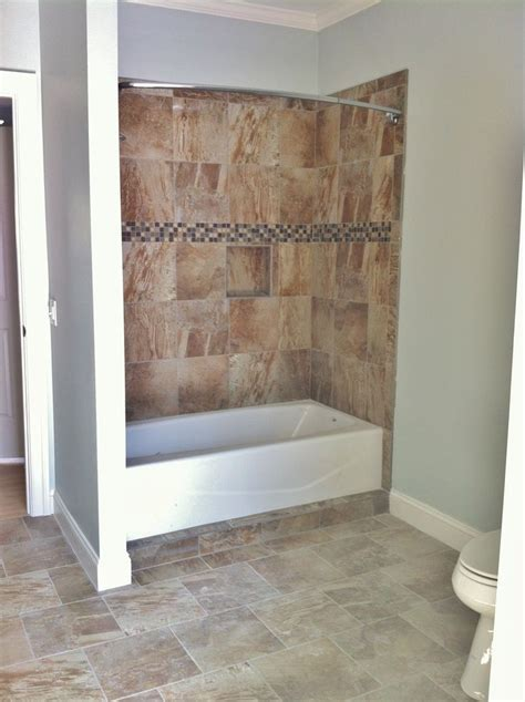 12x12 tiling above tub pictures for will s bathroom pin by lisa geiger on tile jobs we ve done charleston sc