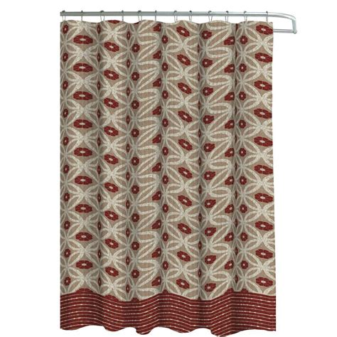 textured shower curtain creative home ideas oxford weave textured 70 in w x 72 in