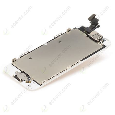4 Touchscreen Flexi Home Button Ori front lcd screen with home button and parts for