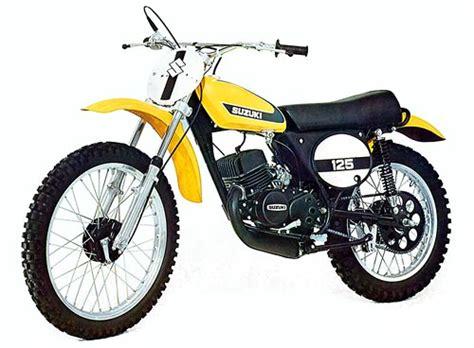 Suzuki Tm 100 Suzuki Tm 125 Tm 100 Tm 75 1973 1975