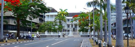 Car Rental Mauritius Port Louis by Port Louis Mauritius Capital City Mauritius