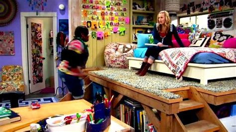 good luck charlie home interior google images