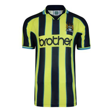 manchester city 1999 wembley shirt manchester city retro