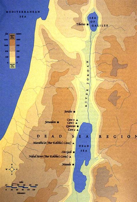 dead sea map dead sea map free printable maps