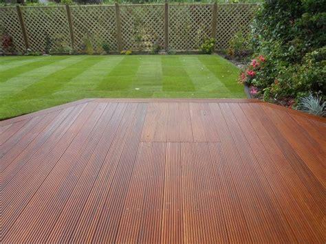 Deck Flooring by Decking David Greaves Landscape Design