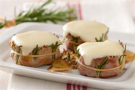 cucinare il filetto di maiale intero medaglioni di filetto di maiale alla senape