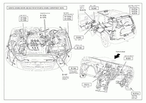 2004 mazda tribute engine diagram engine automotive