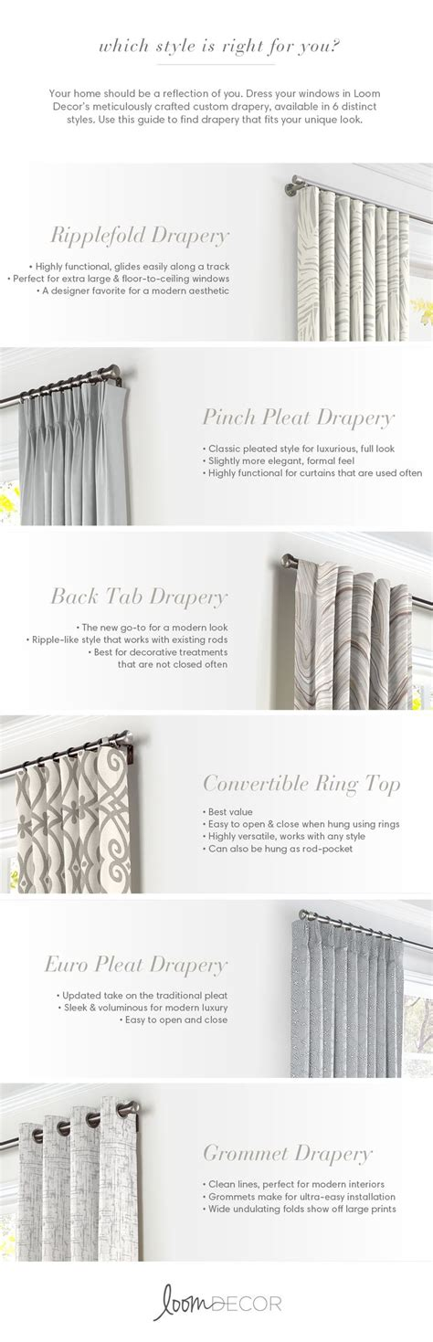 different curtain hanging styles 1000 ideas about modern window treatments on pinterest