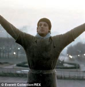 Rocky Movie Stairs by Tourists Ran Up The Rocky Steps In Philadelphia To Find