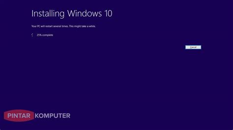 tutorial cara upgrade ke windows 10 cara praktis upgrade ke windows 10 anniversary update