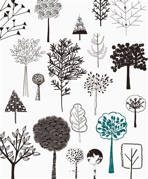 doodle meaning trees 229 best images about trees on