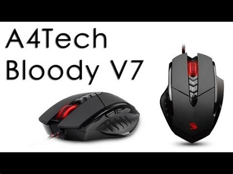 Mouse Macro Bloody V7 a4tech bloody v7 mouse recenzja how to save money and do