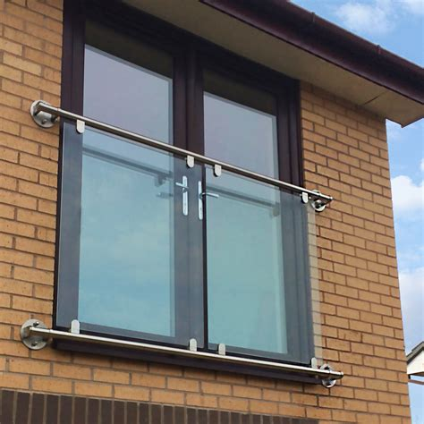Juliet Balcony Glass Juliet Balcony 1 Metre Products Buy
