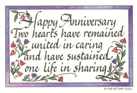 Wedding Anniversary Quotes General by 42nd Wedding Anniversary Quotes Quotesgram