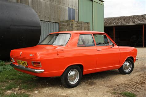 1972 Opel Kadett Information And Photos Momentcar