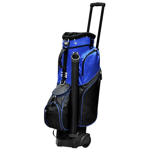new rj golf spinner cart wheeled travel bag 14 way top