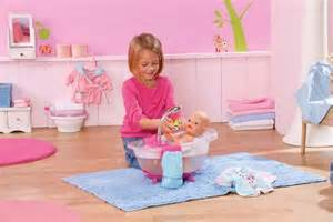 Baby Born Bath And Shower dolls