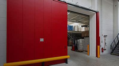 industrial sliding doors fire doors insulated sliding