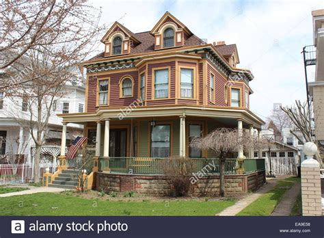 buy house in queens ny queen anne house richmond hill queens new york stock photo royalty free image