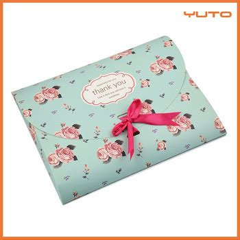 pattern for paper gift box creative designed rose pattern folding paper box package