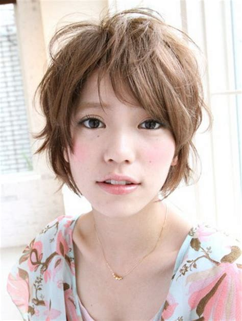 tokyo short hairstyles japanese short hairstyles