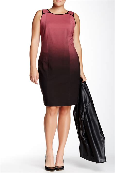 Nordstrom Rack Plus Size Dresses by Mynt 1792 Ombre Dress Plus Size Nordstrom Rack