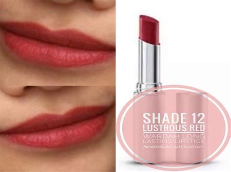 Jenis Warna Lipstik Wardah Lasting jenis warna lipstik wardah lasting untuk kulit sawo