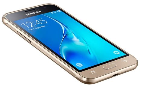 Led Samsung J1 samsung galaxy j1 2016 announced specs features