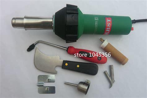 Plastic Welding Torch 700 Watt C Mart Tools C0183 700 B10 N0922 air torch plastic welding gun welder pistol 1000w speed nozzle roller some pvc or pe gift